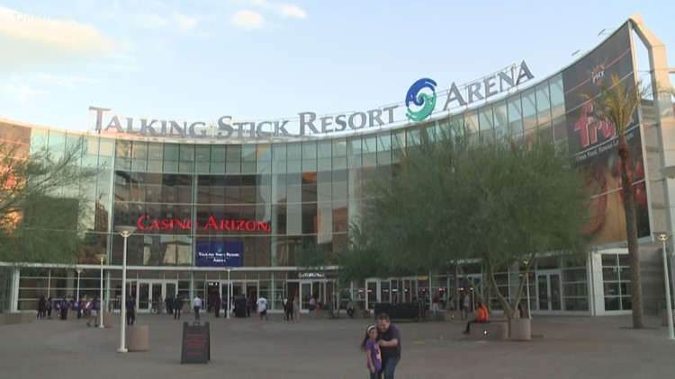 Phoenix City Council delays vote on Talking Stick Resort Arena renovations