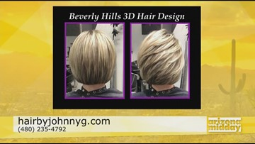 Beverly Hills 3D Hair with Johnny G