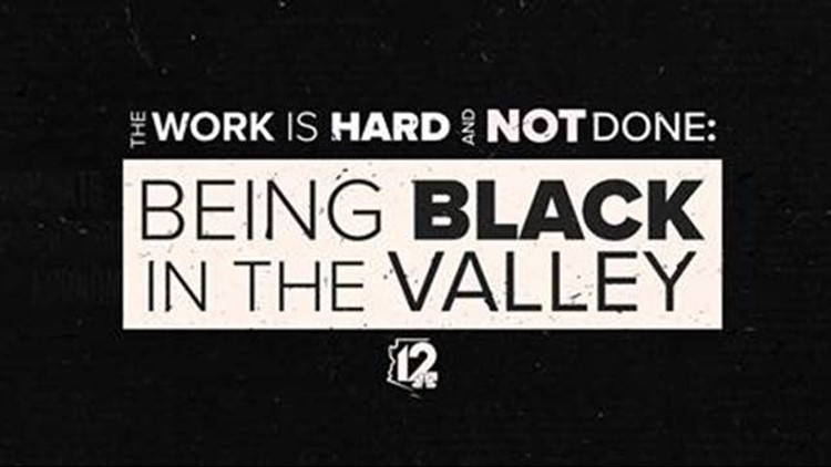 The Work is Hard and Not Done: Being Black in the Valley