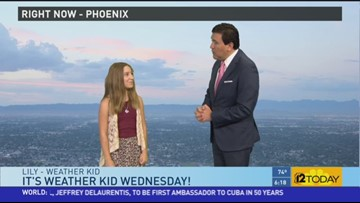 Weather Kid: Lily