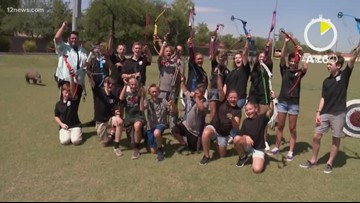 Valley school archery team heads to world competition