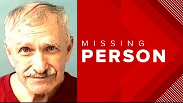 Silver Alert issued for missing Mesa man