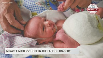 Miracle Makers: Hope in the face of tragedy