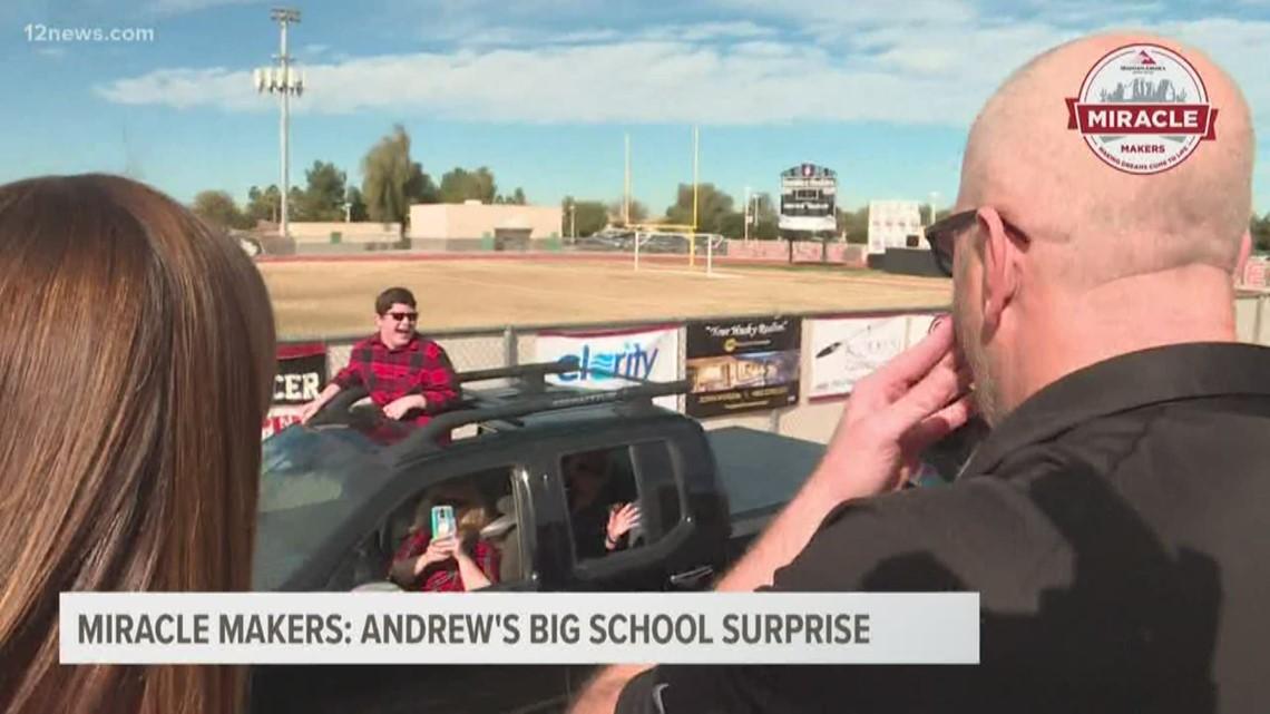 Miracle Makers: 12 News surprises Hamilton High School teacher in need