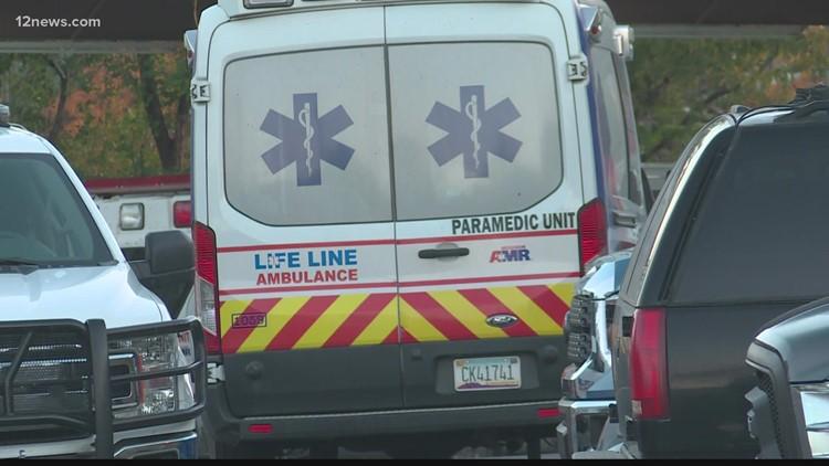 Un jefe de bomberos critica los tiempos de respuesta de las ambulancias en Prescott Valley