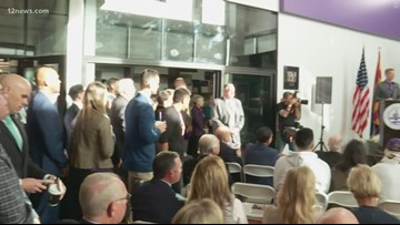 Grand Canyon University unveils Colangelo College of Business