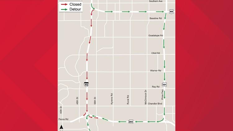 closure I-10 8-9