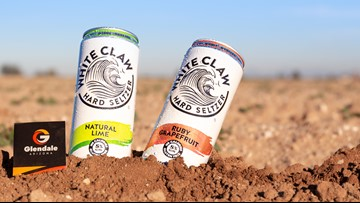 White Claw Hard Seltzer facility coming to Glendale