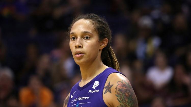Phoenix Mercury sign Brittney Griner to multi-year deal