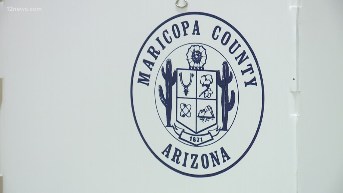 Maricopa County votes to audit machines used in November election
