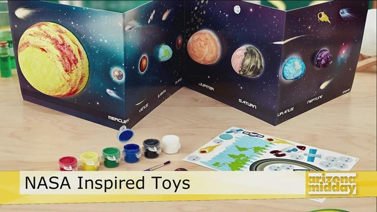 NASA inspired Toys to Celebrate the Mars Landing!