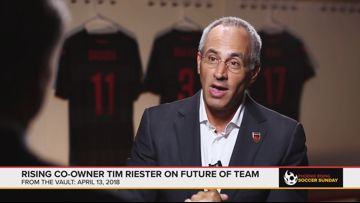 Phoenix Rising co-owner Tim Riester on the team's future