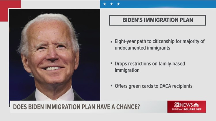 Is President Biden's immigration reform too big to pass?