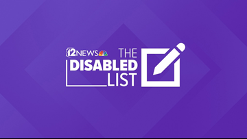 The Disabled List: 12 News releases new podcast featuring Valley favorites