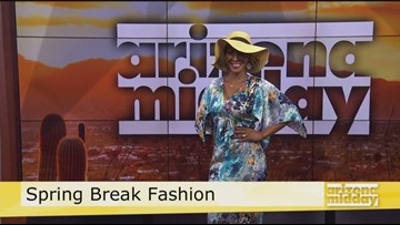 Spring Break Style with Daniela Jay Boutique