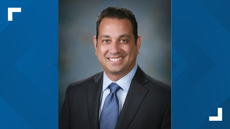 Maricopa County Supervisor Steve Chucri resigning in November