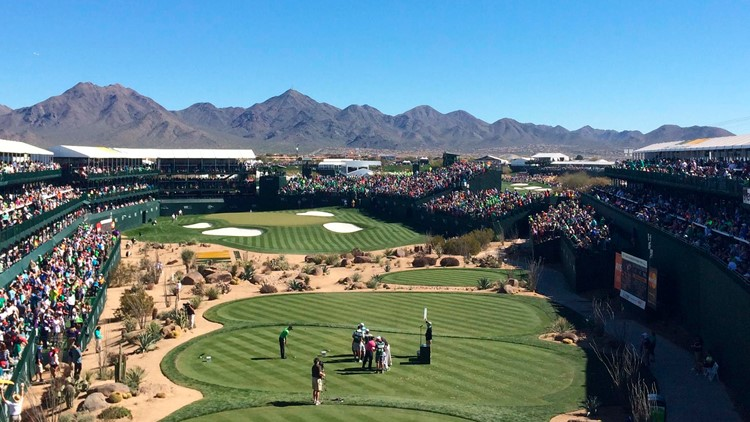 Sports bettors could soon place bets at TPC Scottsdale, Phoenix Suns Arena