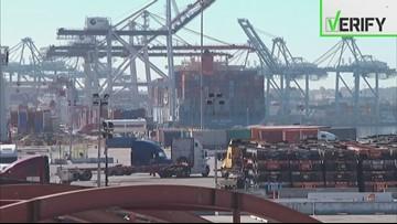 Verify: Will Arizona be hit harder by the new tariffs imposed on China?