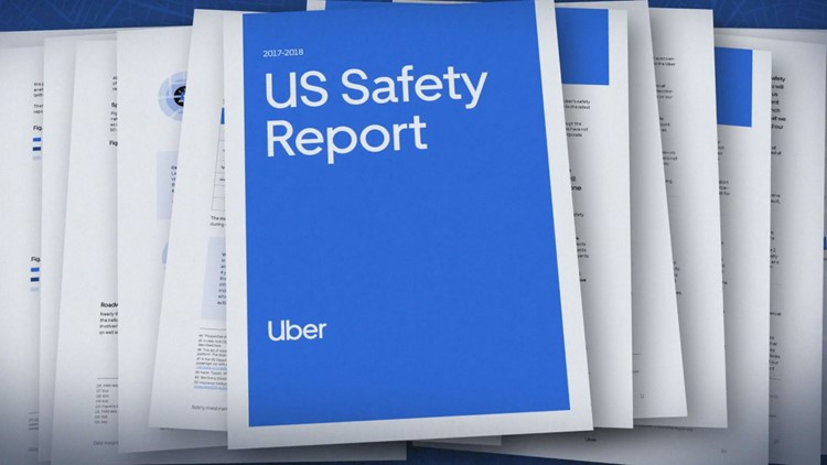 Uber releases report shedding light on sexual abuse during rides