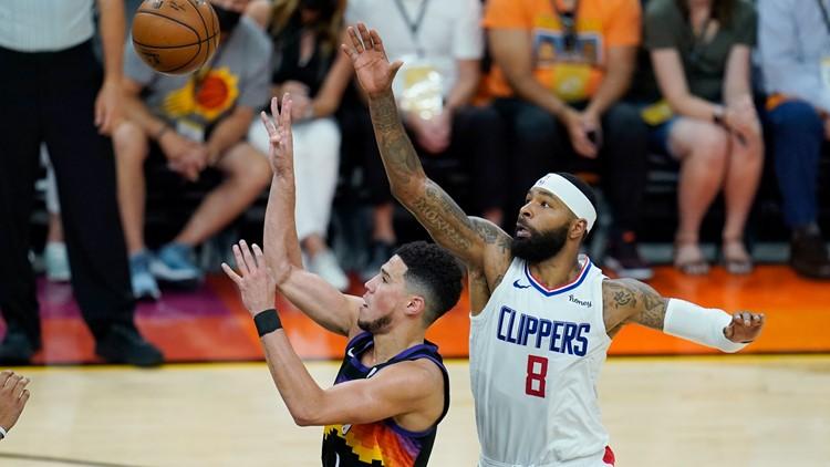 12 News Deportes: Los Phoenix Suns lucieron al vencer a Los Angeles Clippers en el Juego 1