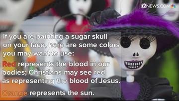 Celebrate in color for Día de los Muertos