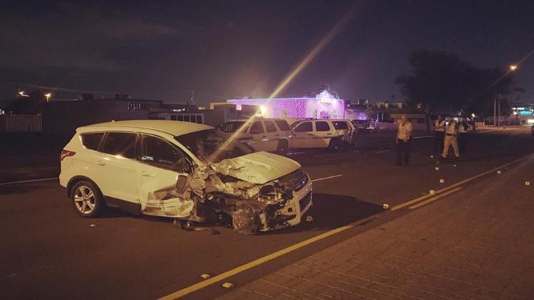 Scottsdale PD crash