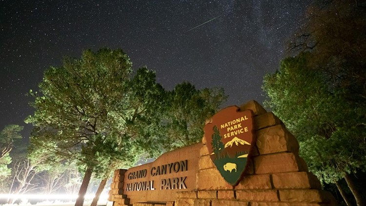 Grand Canyon National Park earns official dark-sky certification after years of efforts