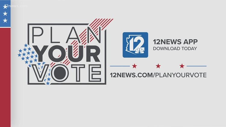Arizona voters can cast 2020 election ballots at Veterans Memorial Coliseum, Gila River Arena