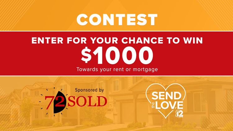 CONTEST ENDED:  Enter here: Send the Love to Your Home