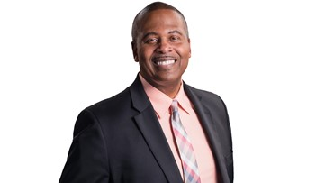 Bruce Cooper - Sports anchor