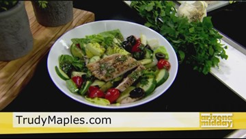 A Delicious and Nutritious Italian Chicken Salad