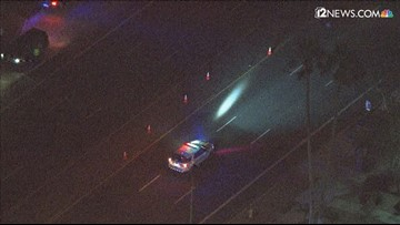 BREAKING: Pedestrian hit and killed while crossing Scottsdale Road