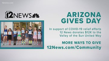 #SendTheLove: How to give love to local nonprofits on Arizona Gives Day
