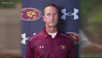 Coach accused of sharing team's info emailed media outlets under alias