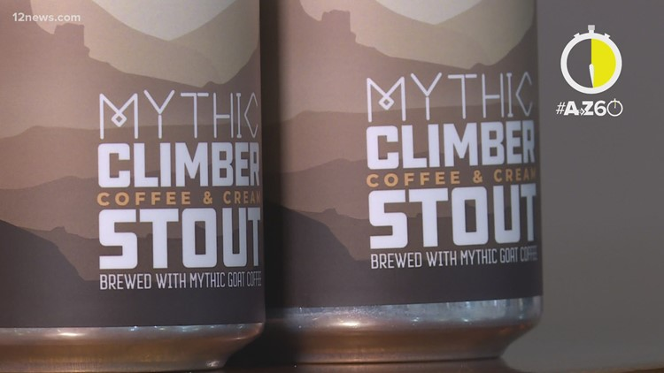 AtoZ60: PHX Beer Co. links with Mythic Goat Coffee in Tempe to create new brew