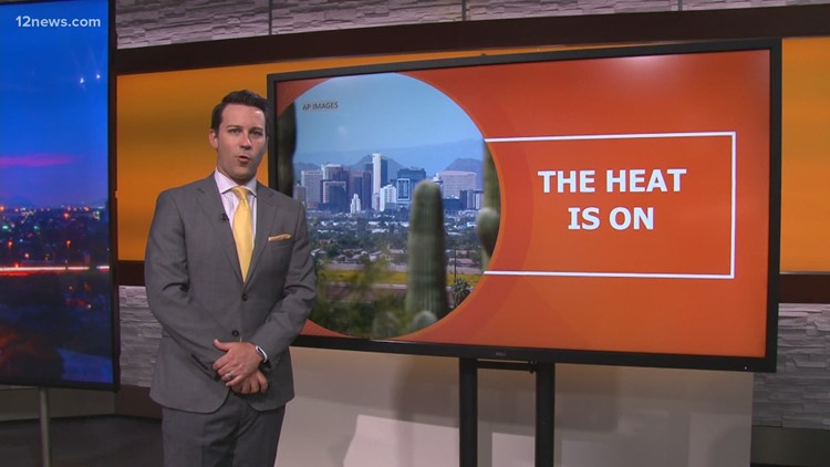 How do you beat the extreme heat and stay cool?