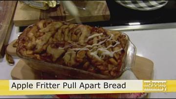 Jan's Apple Fritter Pull Apart Bread