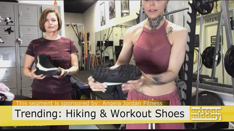 Trending: Hiking & Workout Shoes