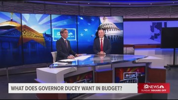 Governor's top staffer lays out spending priorities