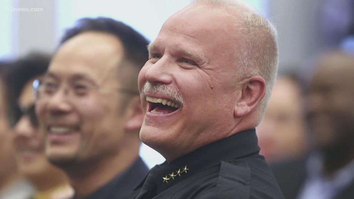 Tucson PD chief may lead U.S. Border Patrol