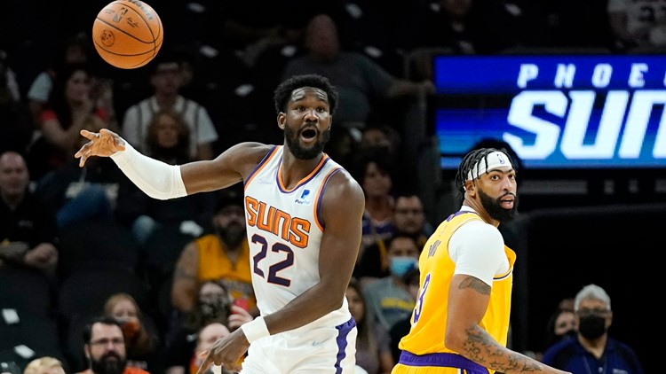 Deandre Ayton 'really disappointed' to not have new deal done with Phoenix Suns
