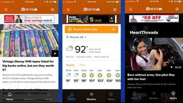 12 News has a new app, download it here