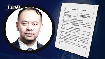 Doctor accused of sexually assaulting patient gets medical license reinstated