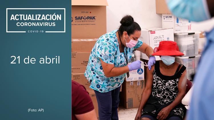 Coronavirus en Arizona el 21 de abril: 649 nuevos casos, 6 muertes se reportan el miércoles