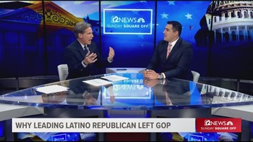 Why a Latino Republican from Arizona says he gave up on the GOP