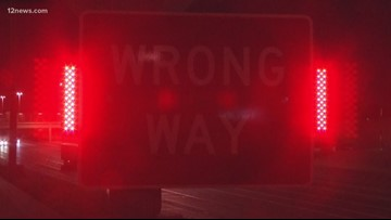 Fiery wreck raises questions about wrong-way drivers in AZ; explore the data