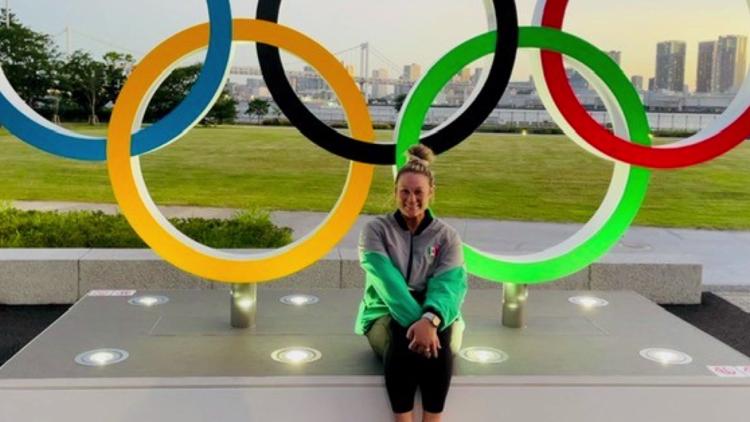 Dos días antes de su debut olímpico, una graduada de ASU pierde a su abuelo quien le ayudó a hacer su sueño realidad