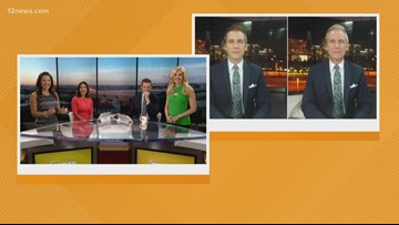 The Today in AZ team tries the FaceApp Challenge
