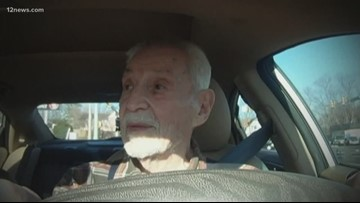 Medications and the risk of crashing for drivers over 65-years-old
