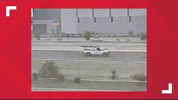 Goodyear police looking for suspect who shot driver on Loop 303